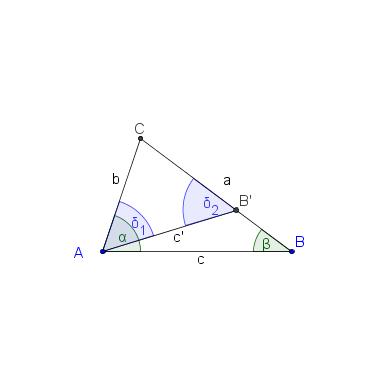 Dreieck der Beziehungen