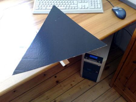 beweis seitenhalbierende dreieck 2 1